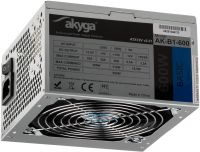 Photo de Alimentation ATX Akyga Basic AK-B1 600W