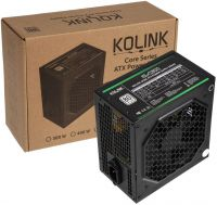 Photo de Alimentation ATX Kolink Core 80 Plus KL-C500