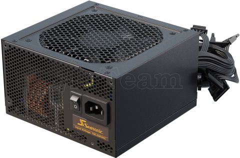 Photo de Alimentation ATX Seasonic B12 BC 850W