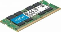 Photo de Barrette mémoire SODIMM DDR4 Crucial PC4-19200 (2400 Mhz) 4Go (Vert)
