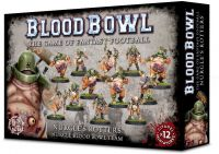 Photo de Blood Bowl - Team du Chaos Nurgle : Nurgle's Rotters