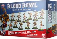 Photo de Blood Bowl - Team Noblesse Impériale : les Bögenhafen Barons