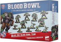 Photo de Blood Bowl - Team Orque Noir : The Thunder Valley Greenskins