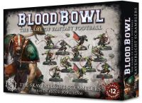 Photo de Blood Bowl - Team Skaven : Skavenblight Scramblers