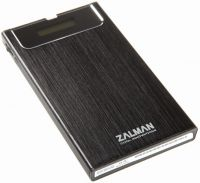 "Photo de Boitier externe Zalman ZM-VE350 USB 3.0 - 2""1/2 S-ATA (Noir)"