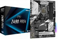 Photo de Carte Mère ASRock Z490 Pro 4