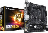 Photo de Carte Mère Gigabyte B450M DS3H