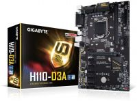 Photo de Carte Mère Gigabyte GA-H110-D3A