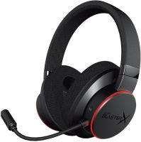 Photo de Casque Micro Creative Sound BlasterX H6 (Noir)