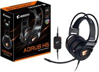 Photo de Casque Micro Gigabyte Aorus H5 RGB (Noir)