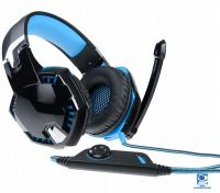 Photo de Casque Micro Tracer Hydra - 7.1 (Noir/Bleu)