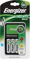 Photo de Chargeur de Piles Energizer Power Plus 4x AA (4 piles fournies)