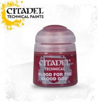 Photo de Citadel Pot de Peinture - Technical Blood for The Blood God
