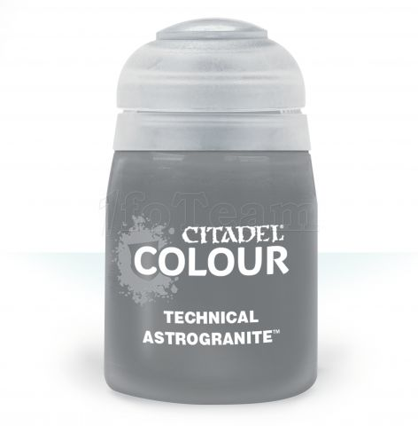 Photo de Citadel Pot de Peinture - Technical Texture Astrogranite (24ml)