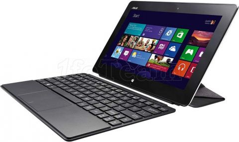 Photo de Clavier Asus TranSleeve pour tablette Asus Windows (Noir)