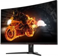 "Photo de Ecran LED 24"" incurvé AOC C24G1 Full HD (Noir) 144Hz"