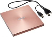 Photo de Graveur DVD ASUS externe slim SDRW-08U5S-U (Rose)