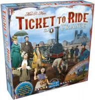 Photo de Jeu - Les Aventuriers du Rail : France & Old West (Extension)