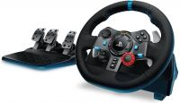 Photo de Kit Volant + Pédalier Logitech G29 Driving Force PC/PS3/PS4
