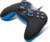 Photo de Manette de jeu Spirit of Gamer XGP Xtrem pour PS3 (Noir/Bleu)