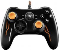 Photo de Manette de jeu Thrustmaster GP XID PRO (Noir/Orange)