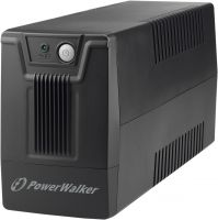 Photo de Prise et Onduleur PowerWalker VI 600 SC FR