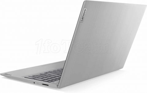 "Photo de Ordinateur Portable Lenovo Ideapad 3 15ADA05 81W1003BFR (15.6"") (Gris)"