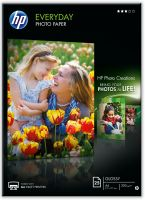 Photo de Papier photo HP Everyday Glossy - 25 feuilles A4