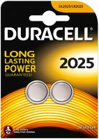 Photo de Pile bouton Duracell 3V (CR2025)