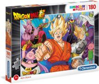 Photo de Puzzle Clementoni - Dragon Ball Super (180 pièces)