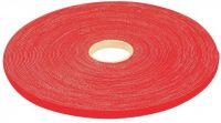 Photo de Rouleau scratch (attache câble) 16 mm - 20M (Rouge)