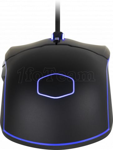 Photo de Souris filaire Gamer Cooler Master CM110 RGB (Noir)
