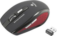 Photo de Souris Sans fil Optique NGS Red Flea (Rouge)