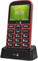 Photo de Telephone Doro 1360 (Rouge)