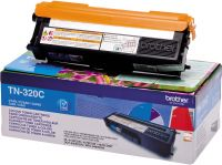 Photo de Toner Brother TN-320C - 1500 pages (Cyan)