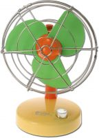 Photo de Ventilateur USB Multicolore