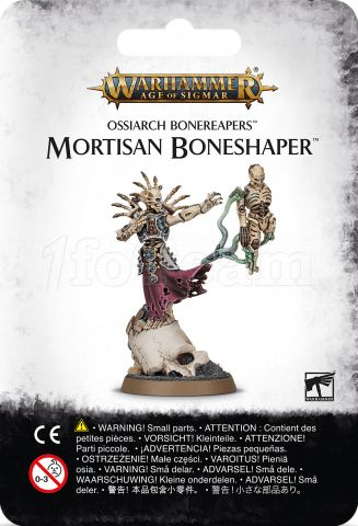 Photo de Warhammer AoS - Ossiarch Bonereapers Mortisan Boneshaper