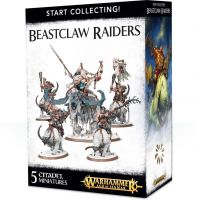 Photo de Warhammer AoS - Start Collecting! BeastClaw Raiders