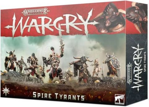 Photo de Warhammer AoS - Warcry : Spire Tyrants